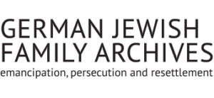 German Jewish Family Archives