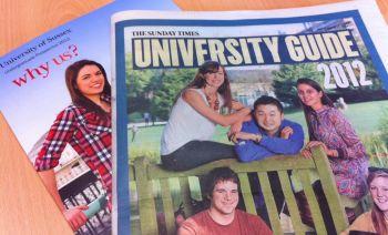 Cardiff university back in top 20 gair rhydd.