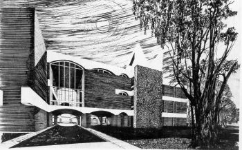 Sussex s 60s architecture explored in public lecture for 60s architecture homes