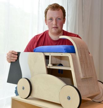 Product Designers Exhibit At Brighton Eco Show Broadcast