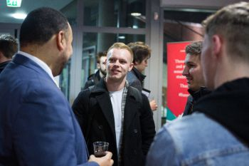 Students and employers connect at BMEc Careers Festival 2018