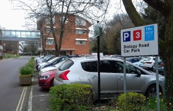 Photo of Biology Road car park