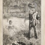 Dalziel after Frederick Walker, illustration for 'The Seasons' (Summer), in A Round of Days