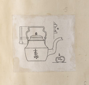 Dalziel, unidentified illustration of a kettle