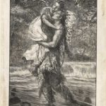 Dalziel after Arthur Boyd Houghton, 'Hiawatha', illustration for Henry Wadsworth Longfellow, Poetical Works