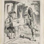 Dalziel after John Tenniel, illustration for 'Pig and Pepper', Lewis Carroll [Charles Lutwidge Dodgson], Alice's Adventures in Wonderland