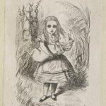 Dalziel after John Tenniel, illustration for 'Pig and Pepper', in Lewis Carroll [Charles Lutwidge Dodgson], Alice's Adventures in Wonderland