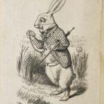 Dalziel after John Tenniel, illustration for Lewis Carroll [Charles Lutwidge Dodgson], Alice's Adventures in Wonderland