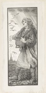 Dalziel after Ford Madox Brown, 'He that Soweth', for Catherine Winkworth (trans.), Lyra Germanica: The Christian Life