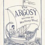 Dalziel after Walter Crane, illustrated wrapper for for the periodical The Argosy
