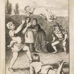 Dalziel after Arthur Hughes, 'Playing at Ball', illustration for George Macdonald, Dealings with the Fairies