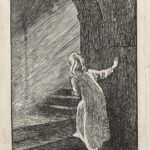 Dalziel after Arthur Hughes, illustration for George Macdonald, The Princess and the Goblin