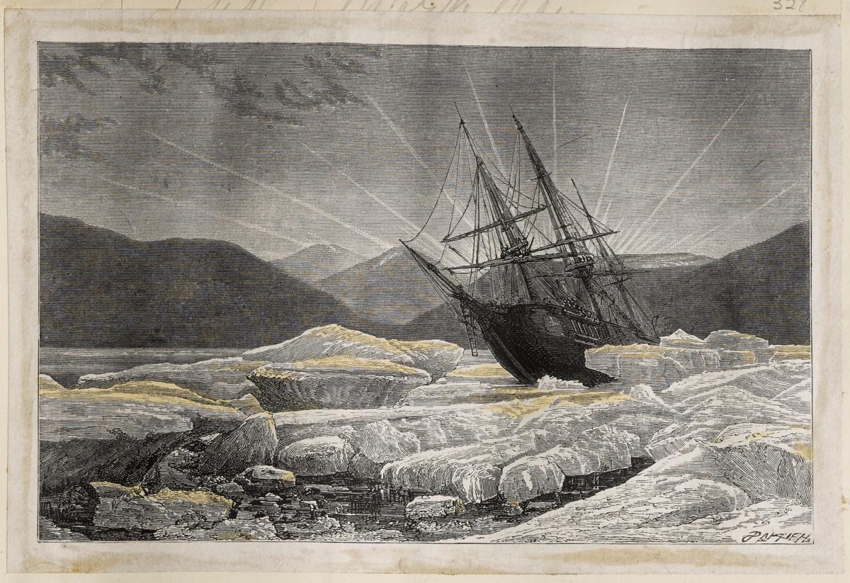 Dalziel, Arctic Seascape