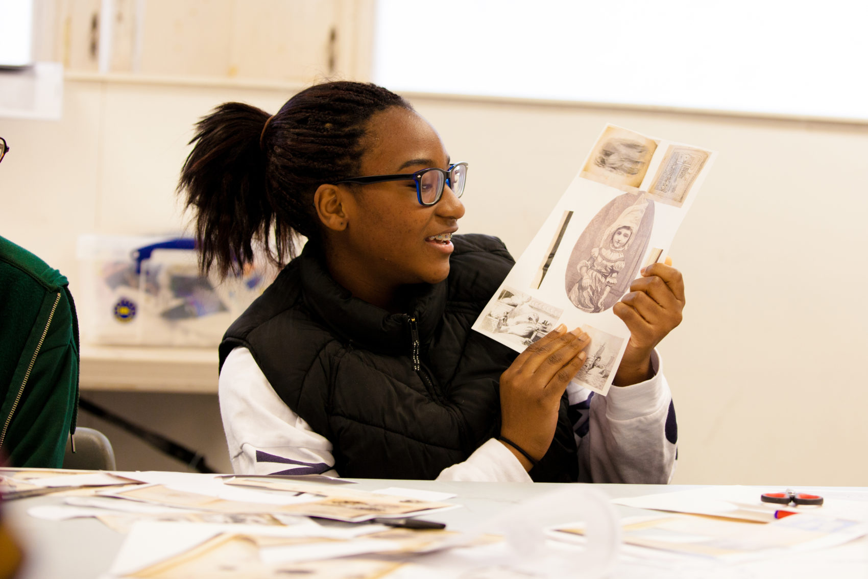 National Art and Design Saturday Club Masterclass