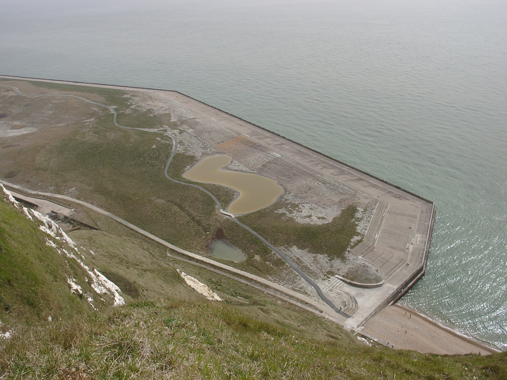 Samphire Hoe and Abbot's Cliff