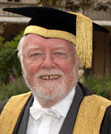 Lord Attenborough at Graduation