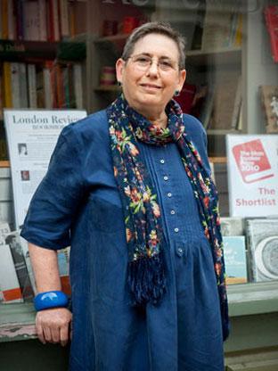 Professor Cora Kaplan