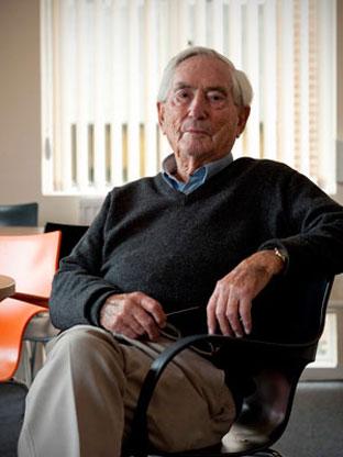 Professor Norman Mackenzie