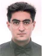 photo of Ali Taheri