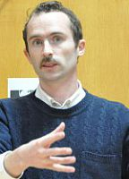 photo of Cian O'Donovan