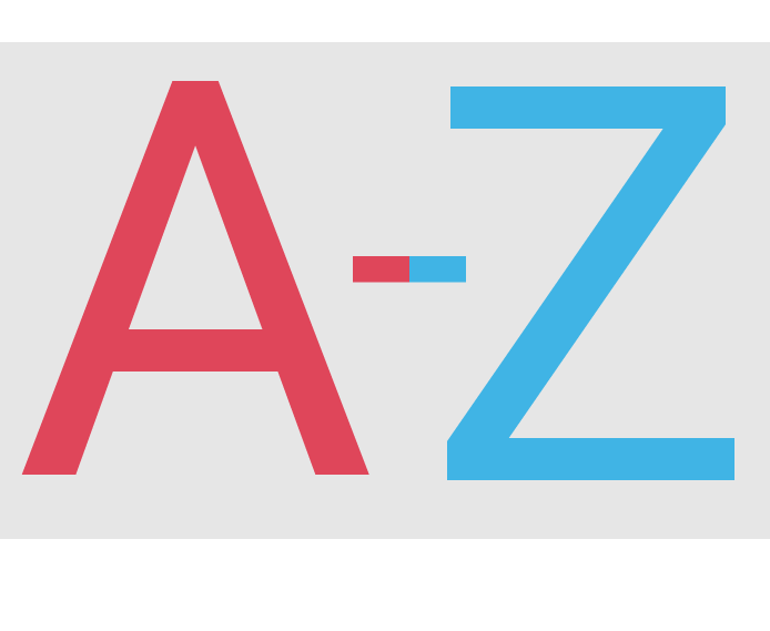 A-Z of apps : Learning technologies : Technology Enhanced