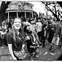2014 Tulane University Year Abroad Student Leah at Mardi Gras