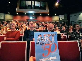 Art History at 50 symposium
