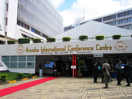 The African Climate Change Conference in Tanzania from the 15-18th of October 2013
