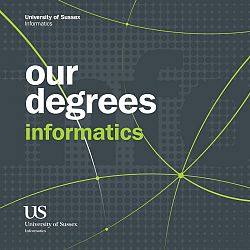 Our Degrees: Informatics Undergraduate front cover