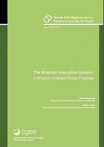 Front cover of Mazzucato Penna Brazil report