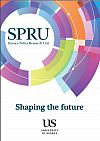 SPRU English teaching brochure front cover