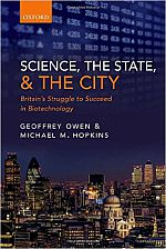 Michael Hopkins biotech book cover