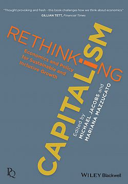 Rethinking Capitalism book cover
