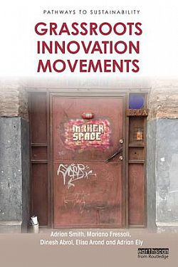 Book cover for Grassroots Innovation