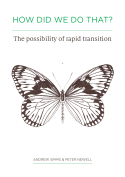 How did we do that - Rapid Transitions report cover