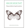 How did we do that - Rapid Transitions report cover square