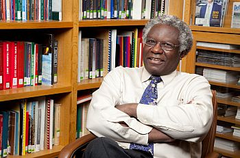 Calestous Juma. Photo courtesy of the Harvard Kennedy School