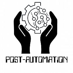Post automation logo