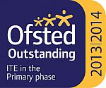 Ofsted logo: outstanding