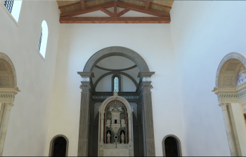 3D reconstruction of Santa Chiara