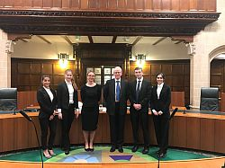 DMH Stallard Senior Mooting Competition 2018