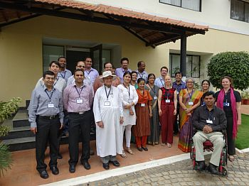 Centre for Bionetworking event on stem cell research and patient needs in India