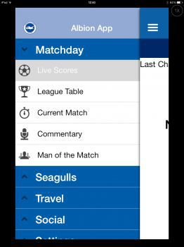 Albion app