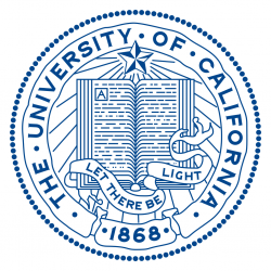 The University of California seal