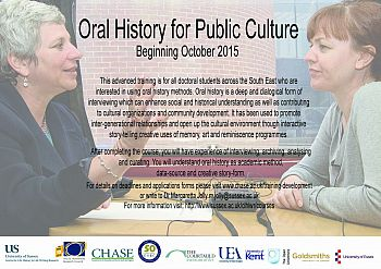 Oral History for Public Culture