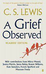 Lewis: A Grief Observed ed. by Jenna Bailey