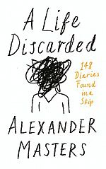 Alexander Mastes A Life Discarded cover