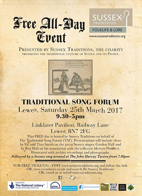 Sussex Traditions event