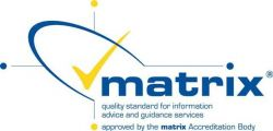 Matrix accreditation for information, advice and guidance