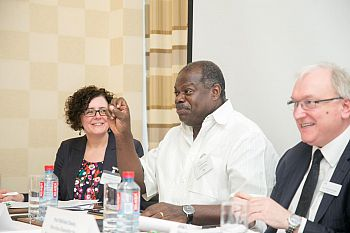 Ghana 2016 panel discussion